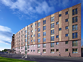 Govan Gateway, New build Housing