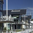 Portavadie Facilities Building, Letting Apartments, Hotel & Staff Accommodation.