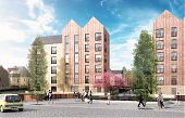 Sighthill Residential Masterplan Visualisation 03