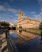 Paisley Town Hall - shot for Renfrewshire Council