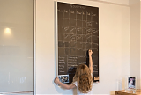 Blackboard Heating Panel