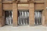Entrance Gates: Kelvingrove Art Gallery