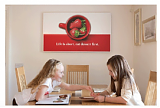 Redwell Picture Heating Panel