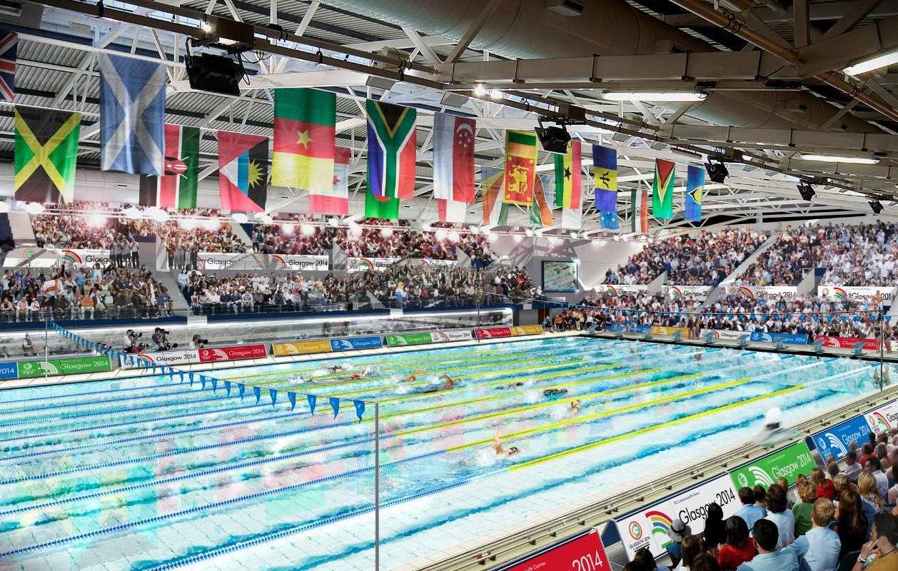 Glasgow 2014 commonwealth games page 28 skyscrapercity - Swimming pool manchester city centre ...