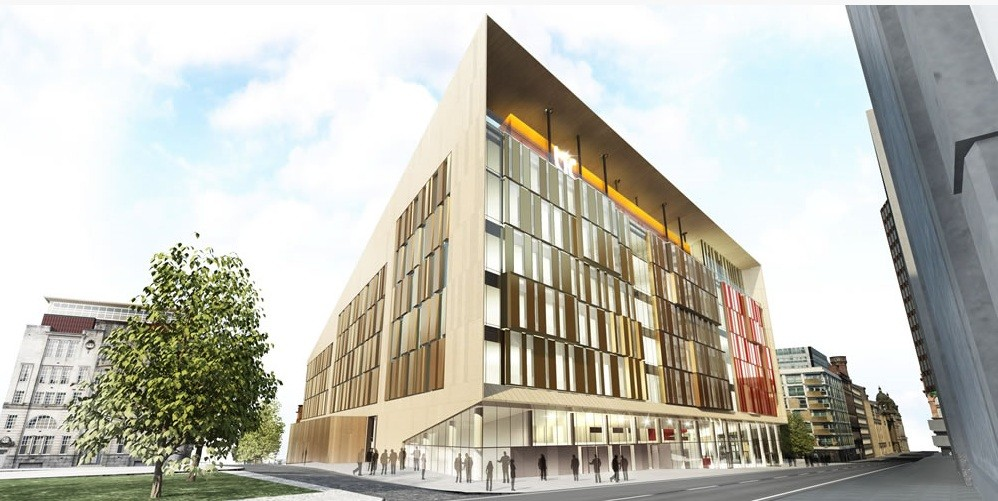 New Strathclyde University Building