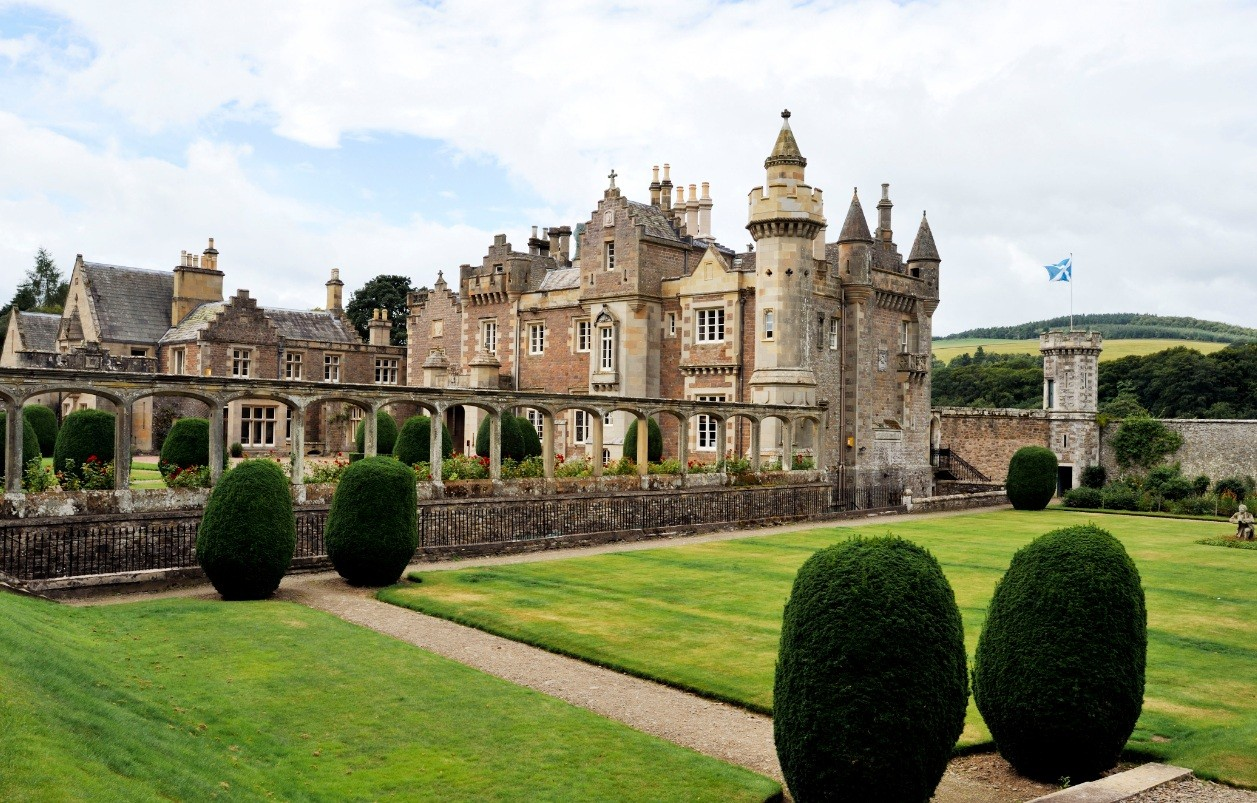 Abbotsford House secures £1m Heritage Lottery Fund grant ...
