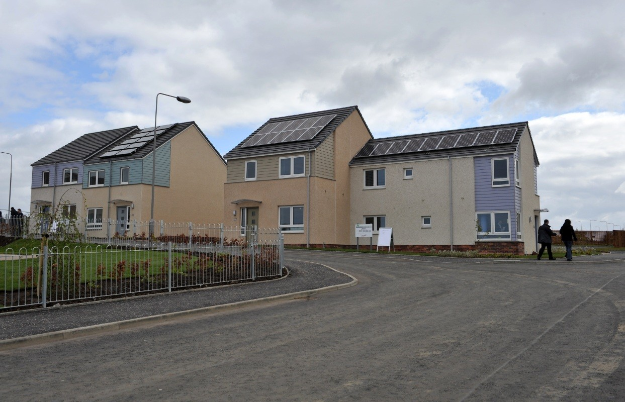 Fife Council Building New Homes