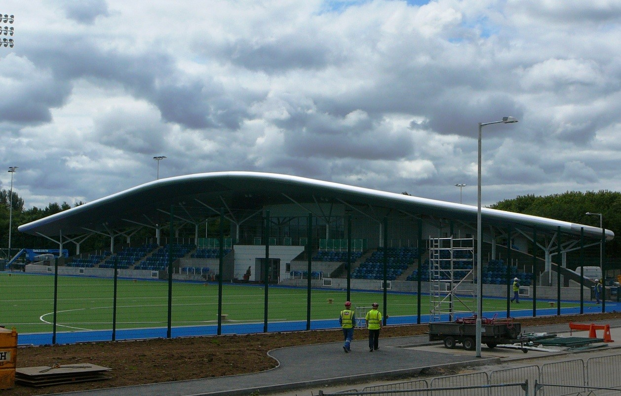 Glasgow National Hockey Centre Unveiled June 2013 News