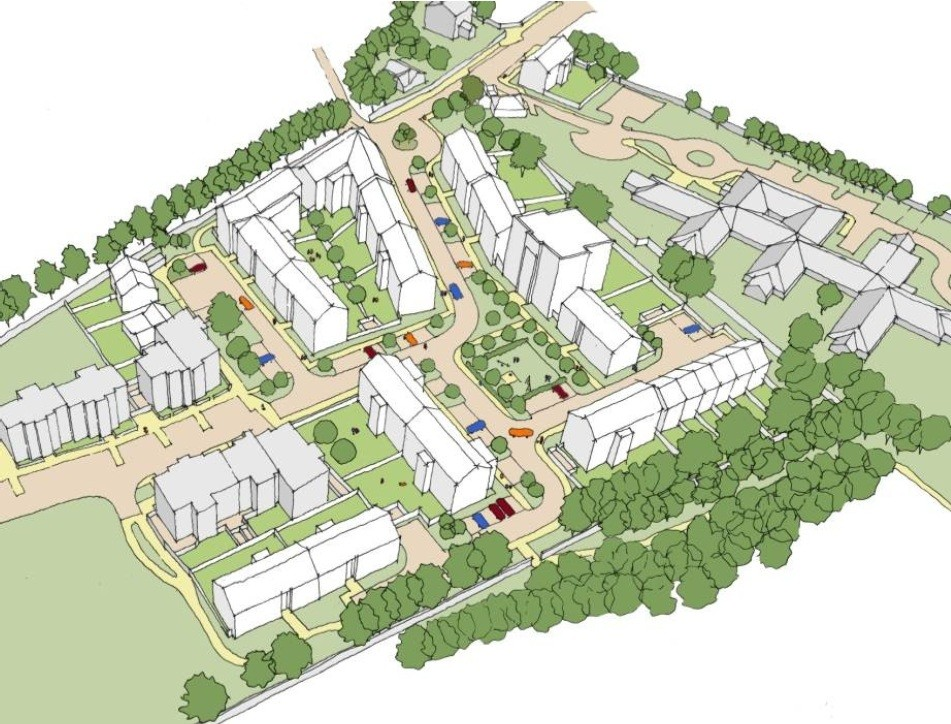 Housing plan submitted for former Eastern General Hospital : July ...