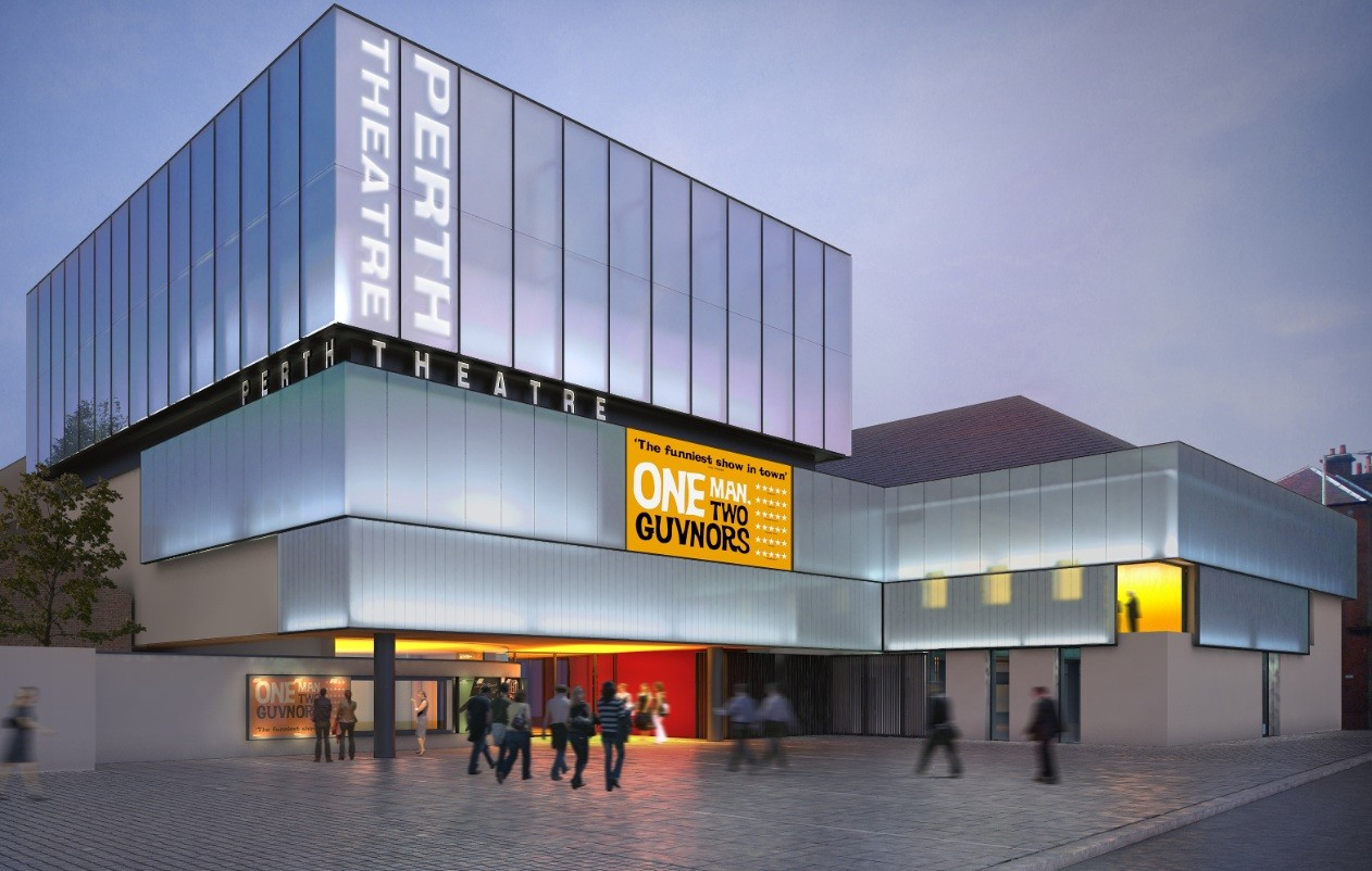 Amended perth theatre design submitted july 2013 news for Architecture and design home theater