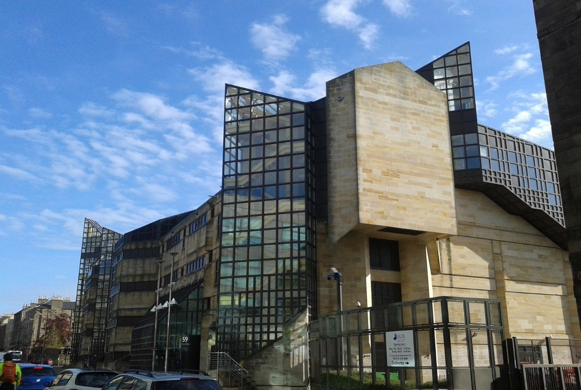 National Library Of Scotland Invites Tenders For 163 10m Re