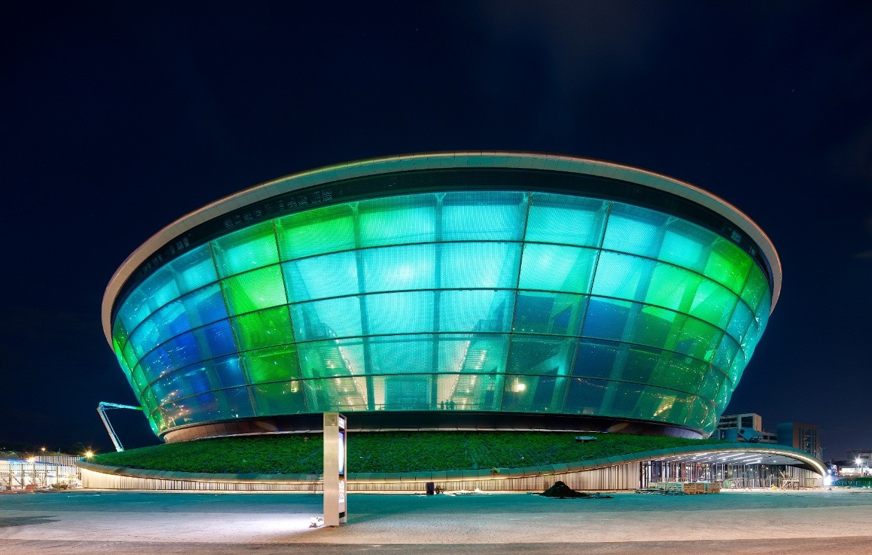 Foster Partners SSE Hydro Officially Unveiled