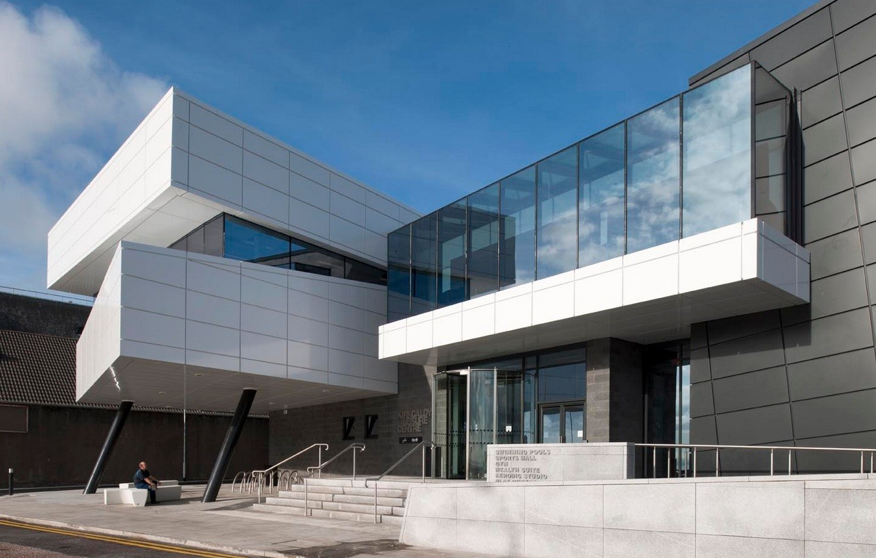 new leisure centre at the heart of Kirkcaldy has welcomed the first ...
