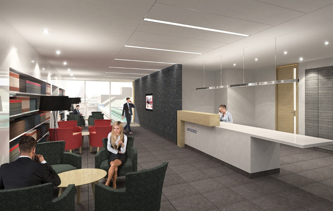 also tebfin office interior by source interior brand architects