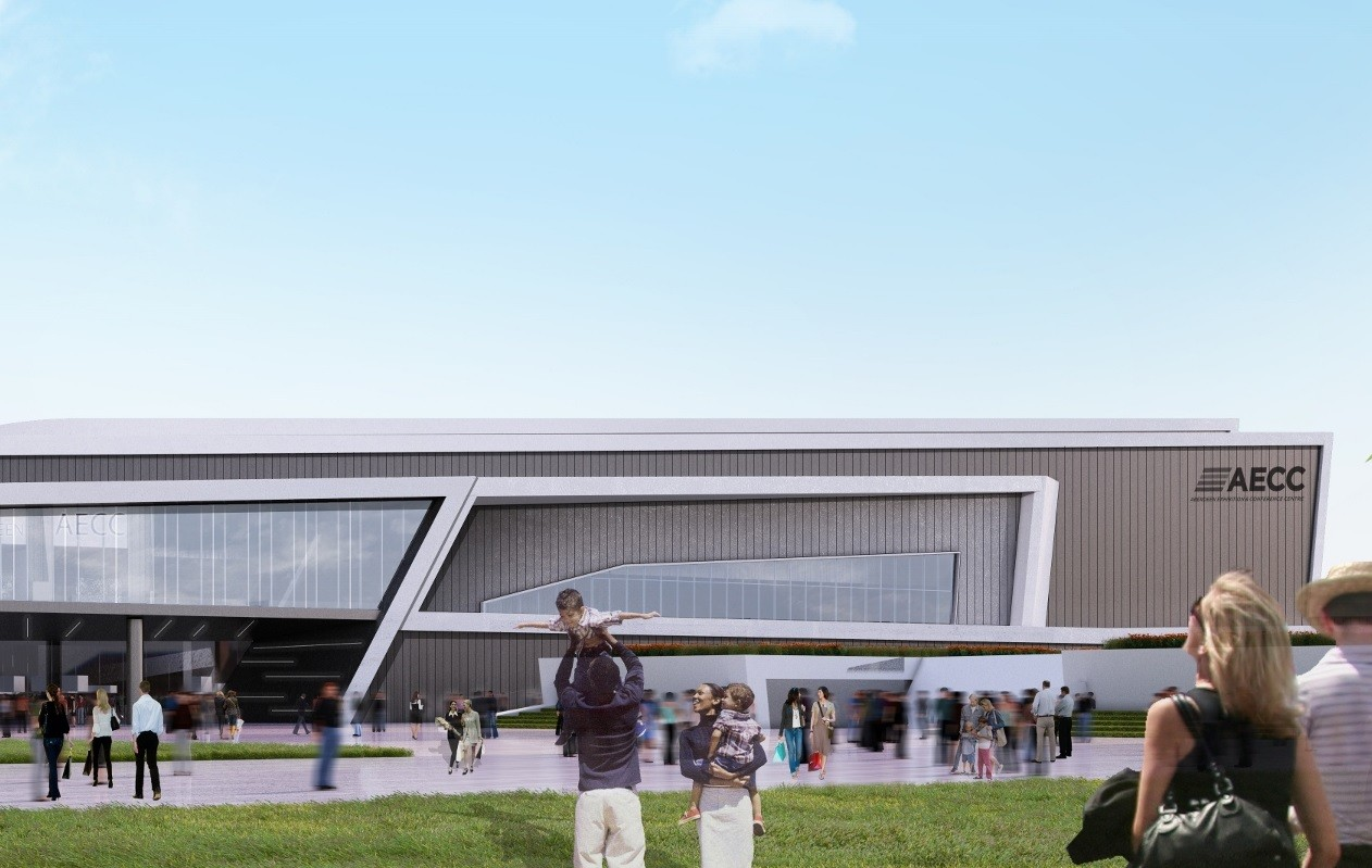 Keppie To Deliver 333m Aberdeen Exhibition Conference Centre