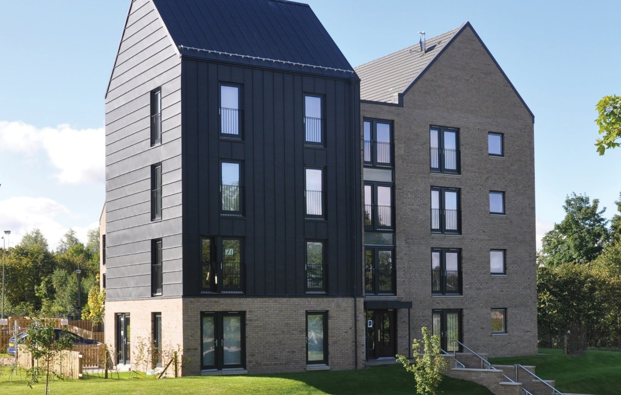 Ccg hand over 141 new homes in sighthill october 2015 for Modern homes glasgow 2018