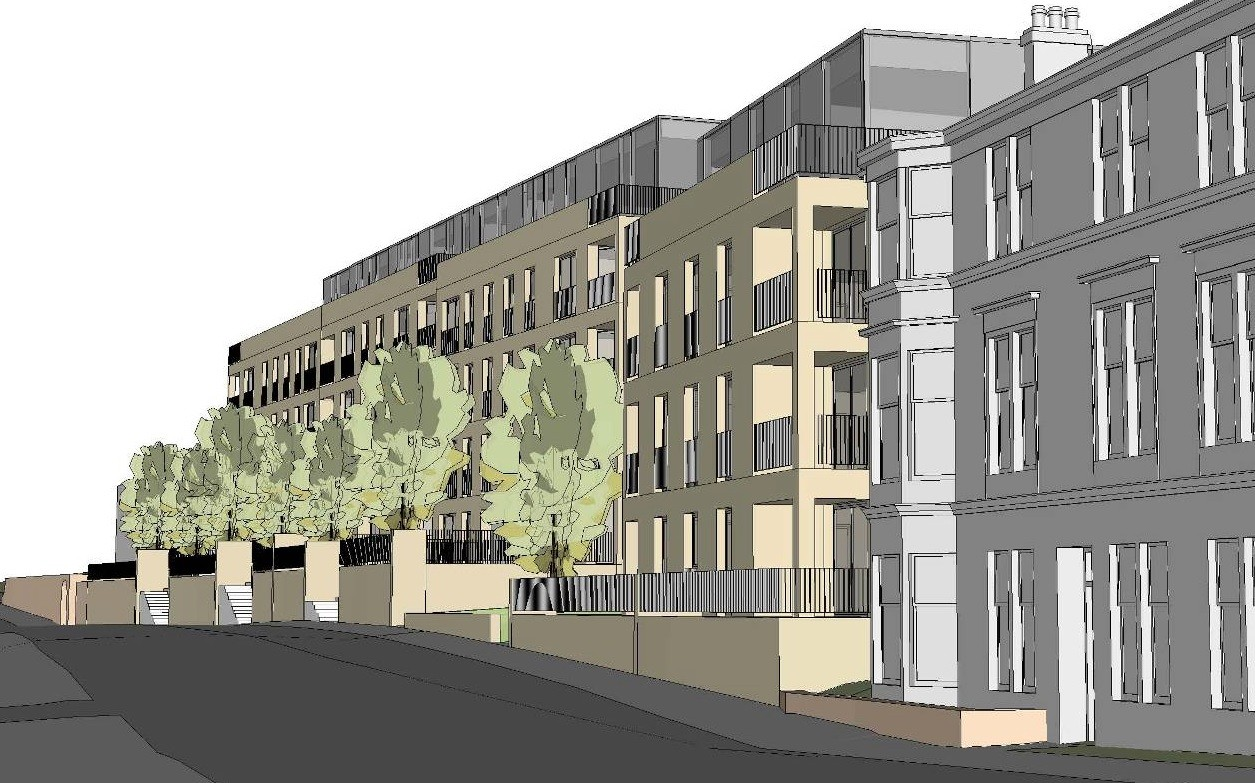 Cala Homes To Build 101 Flats On Glasgow S Mansionhouse