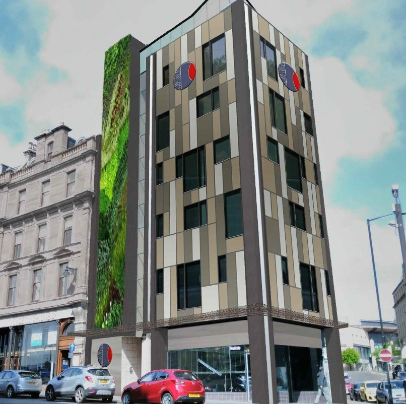 Dundee Office Block Up For Hotel Conversion : September