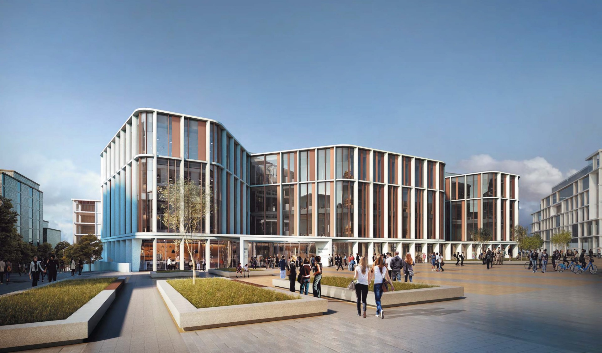 University of Glasgow outlines plans for campus ...