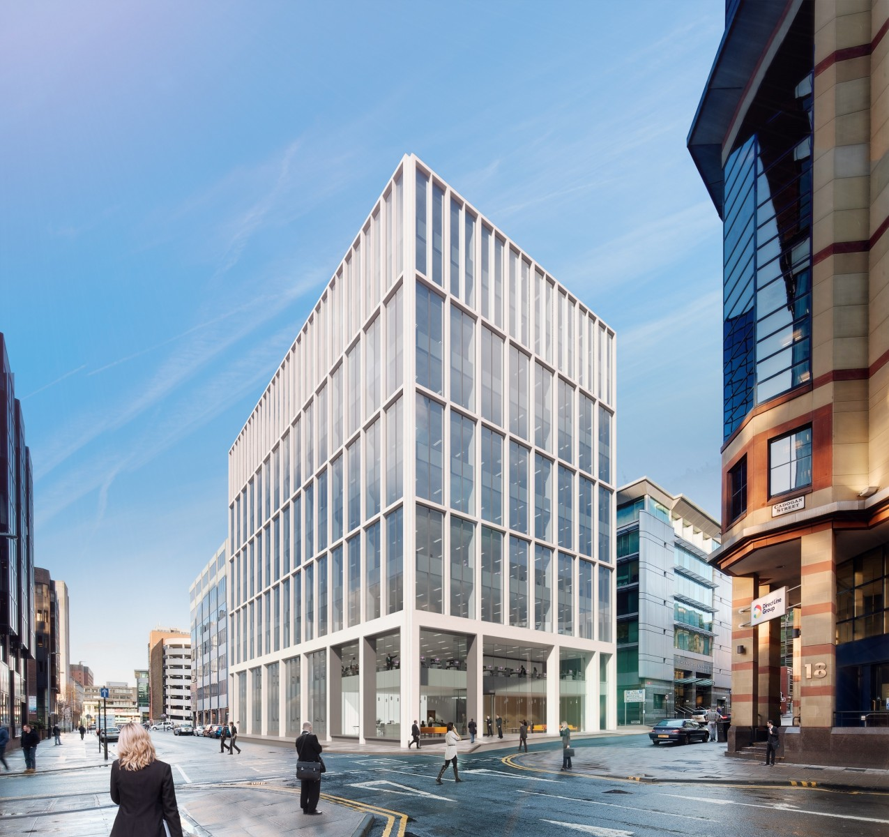 Speculative Office Drought Ends With Glasgow Go-ahead