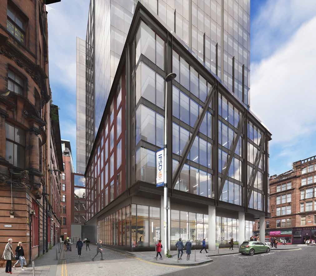 Glasgow Office Market Begins Year On A High : January 2019