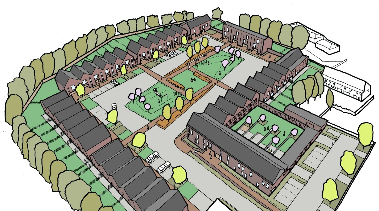 Planning secured for Paisley social housing : August 2011 : News ...