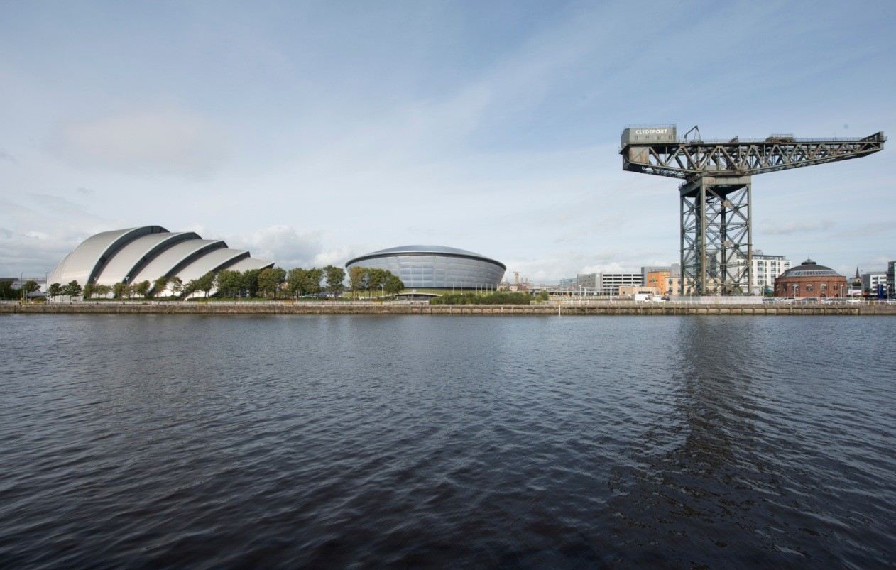 Foster partners first became involved in the secc estate 18 years ago with the clyde