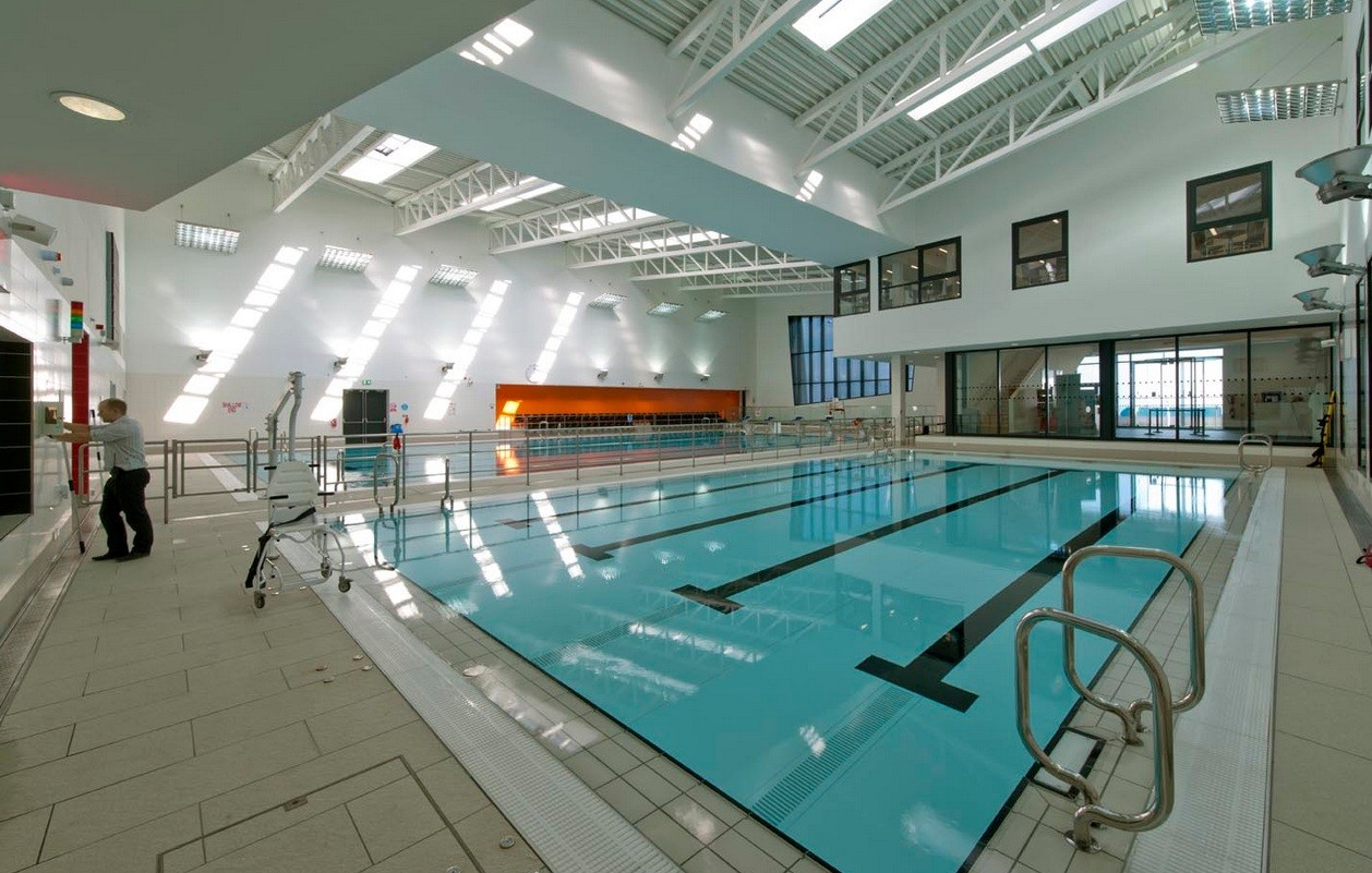 Kirkcaldy leisure centre welcomes first visitors october Dunfermline hotels with swimming pool
