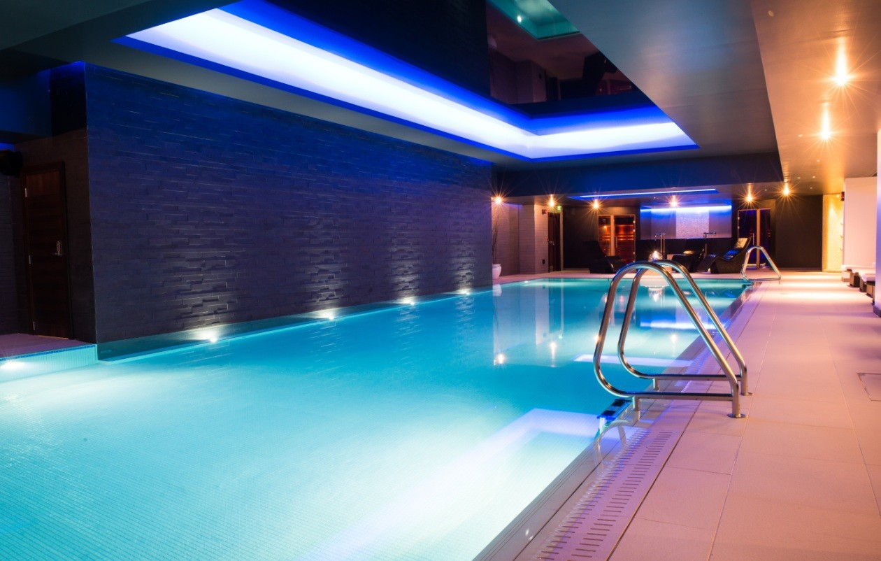 Gleneagles completes 5m leisure centre refurb february - Luxury scottish hotels with swimming pools ...