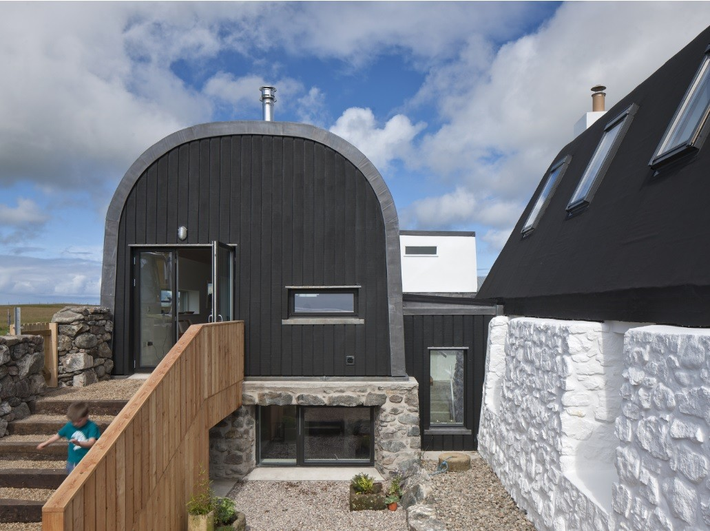 Saltire housing design award winners revealed july 2014 for Award winning architects