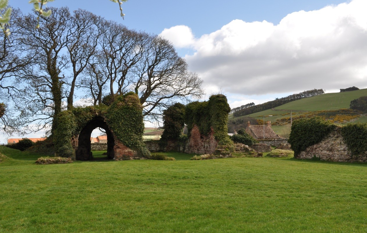 Lindores Abbey