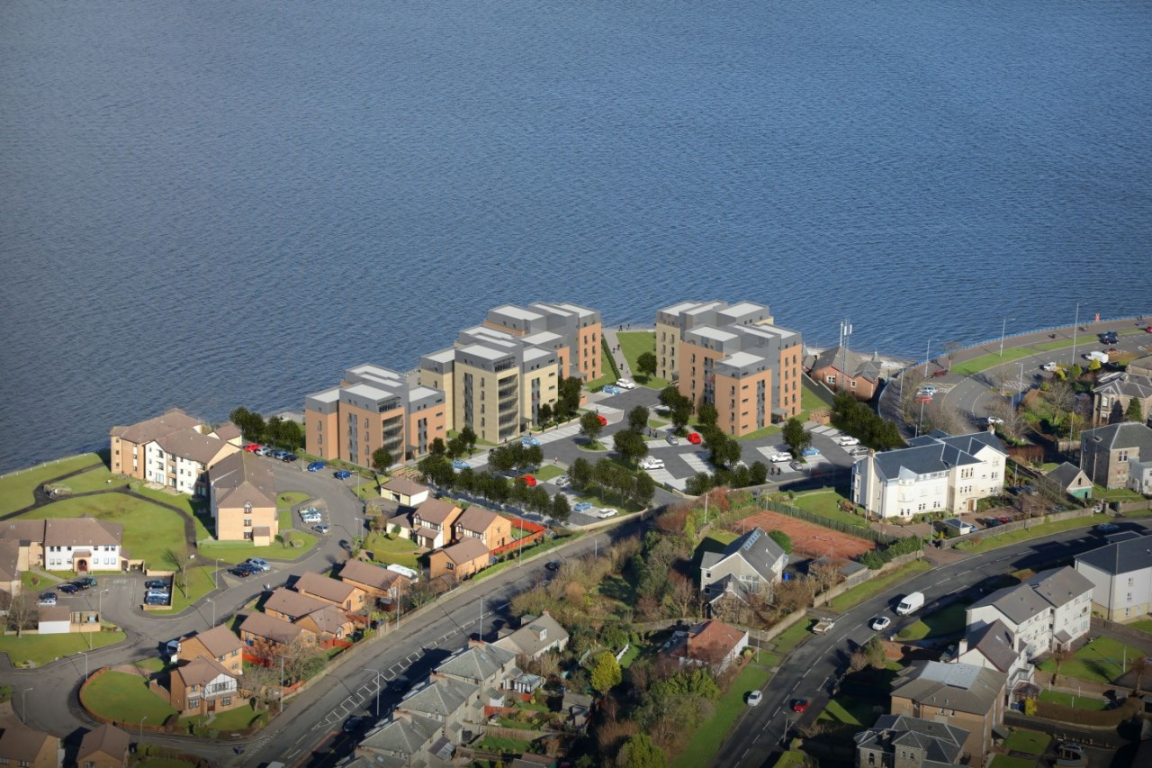 Greenock waterfront apartments launched : July 2016 : News ...