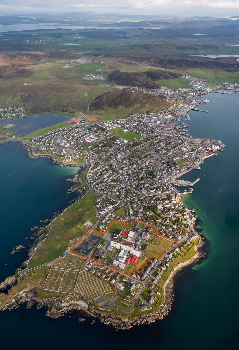 Shetland Islands Council Consult On Lerwick Masterplan