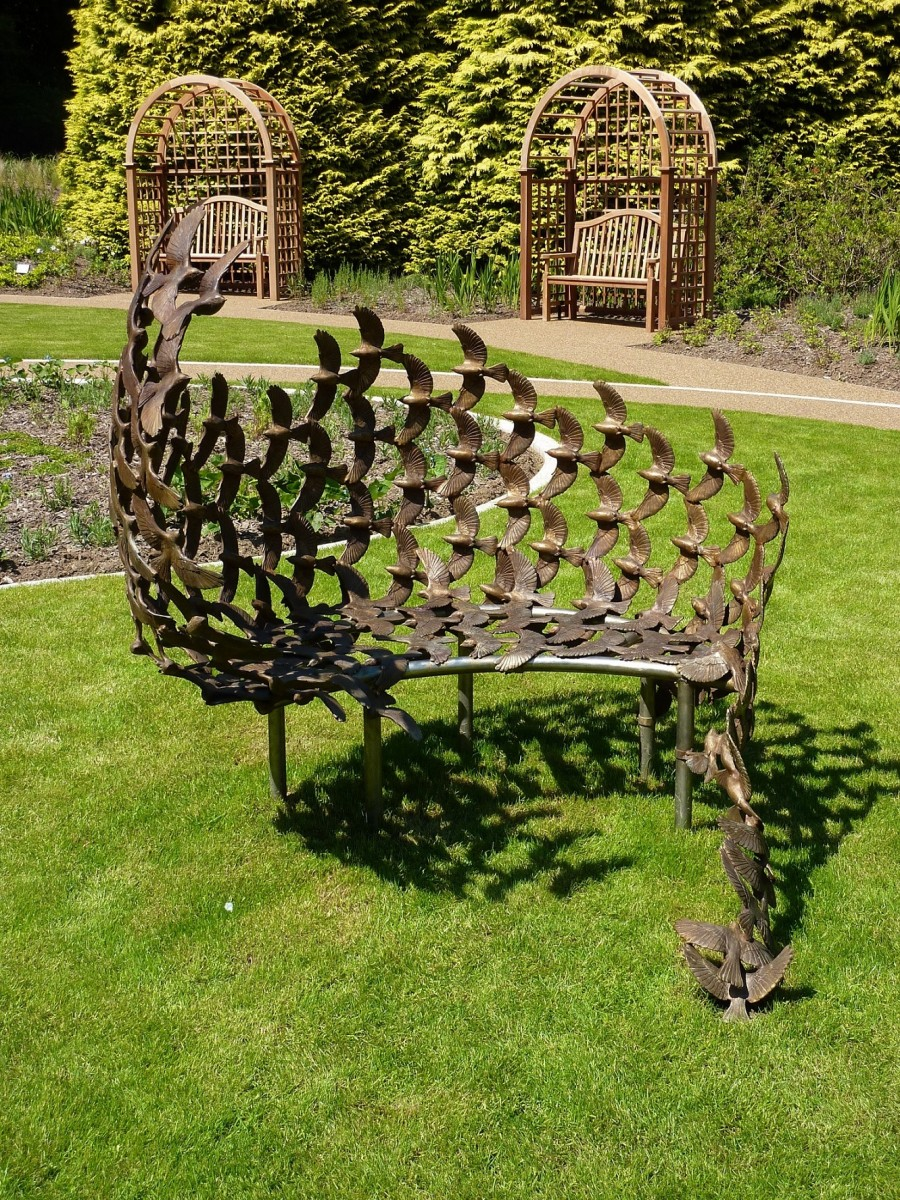 Groovy Baby Ashes Memorial Garden Opens At Aberdeen Park June Pdpeps Interior Chair Design Pdpepsorg