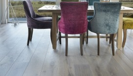 Brushed Oak Flooring
