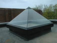 GV Pyramid Rooflights
